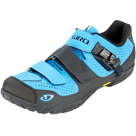 Giro Terraduro - Chaussures Homme - noir/turquoise